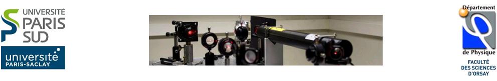 Département de Physique – UFR Sciences Orsay